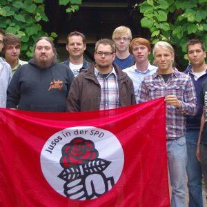 Tim Dassler, Tobias Eckert, Jonas Göpfer, Christian Matz, Sikander Ali, Carsten Sinß, Michael Stein, Sebastian Lindner, Jan Büttner, Marius Schäfer.