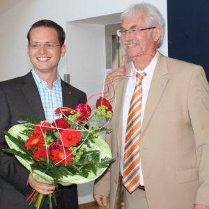 Tobias Eckert und Helmut Jung