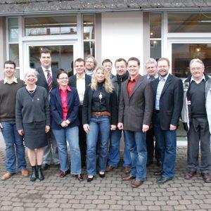 Am 20. März 2010 wurde in Löhnberg der neue Vorstand gewählt